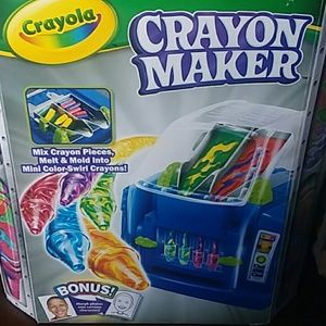 Other - Crayon maker